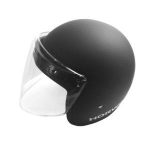 Horwin Helm Schwarzmatt Größe 56/57